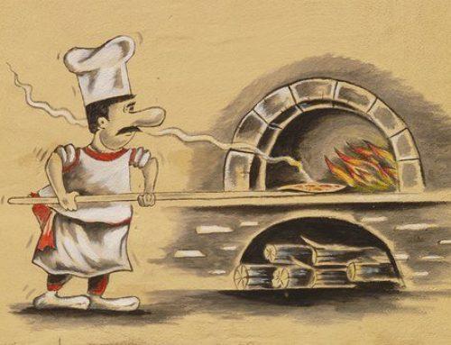 Les pizzaïolos : B à BA
